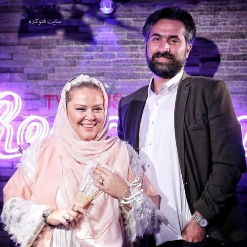 عکس جدید بهاره رهنما و همسرش امیرخسرو عباسی