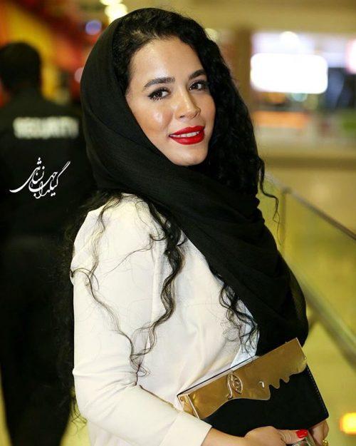 عکس ملیکا شریفی نیا در مرداد 96