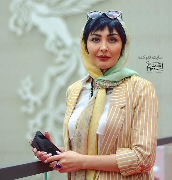 عکس بازیگران اردیبهشت 98 مریم معصومی