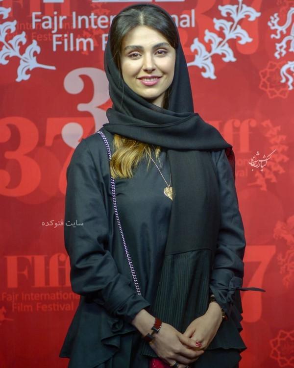عکس بازیگران زن و مرد ایرانی اردیبهشت 98 لاله مرزبان
