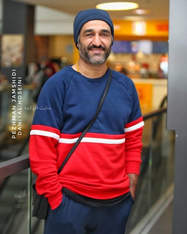 پژمان جمشیدی در عکس بازیگران مرد اردیبهشت 98