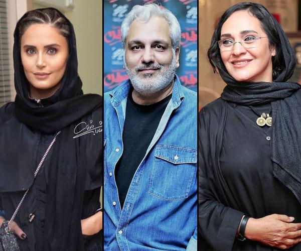 عکس جدید بازیگران زن و مرد ایرانی آبان 98