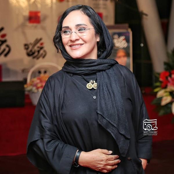 رویا نونهالی در عکس بازیگران زن آبان 98