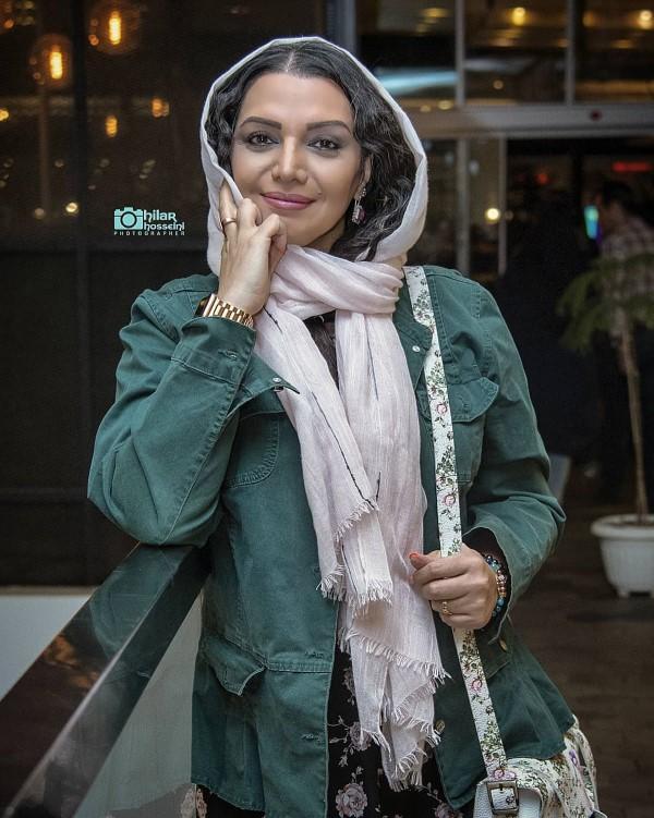 عکس بازیگران زن آبان 98 الهام پاوه نژاد
