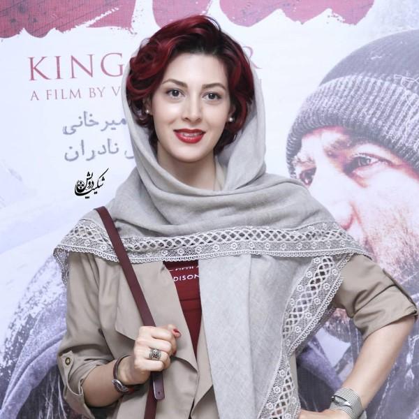 غزل صارمی در عکس بازیگران زن آبان 98