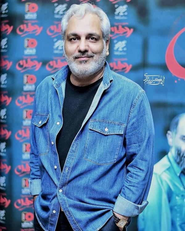 مهران مدیری در عکس بازیگران مرد آبان 98