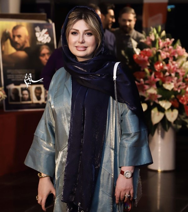 نیوشا ضیغمی در عکس بازیگران زن آبان 98