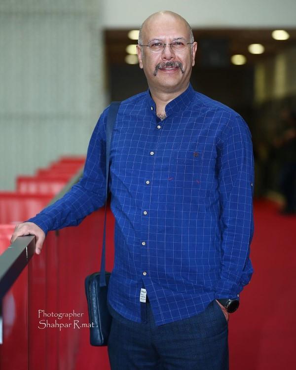 محمد بحرانی از بازیگران سریال دوپینگ