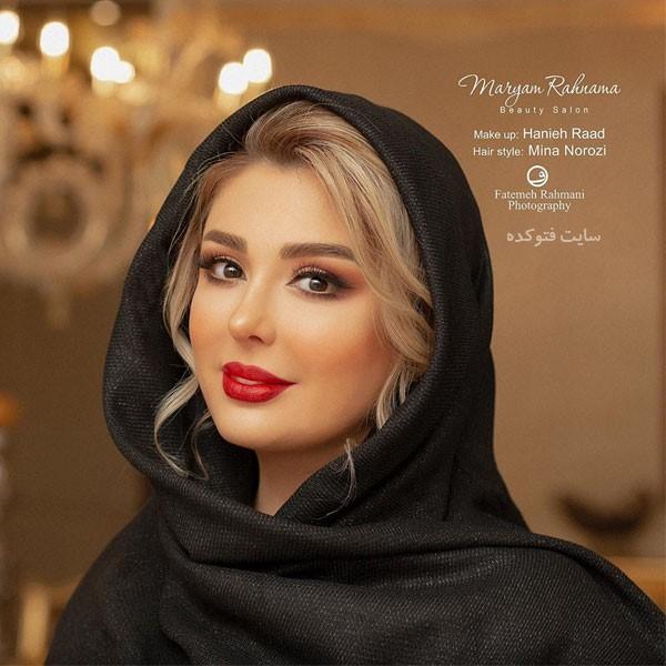 عکس مدلینگ Niusha Zeighami