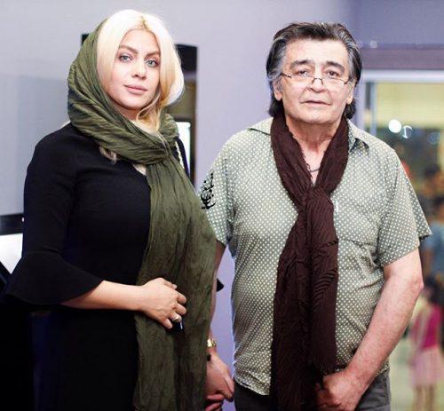 عکس جدید رضا رویگری و همسرش تارا کریمی
