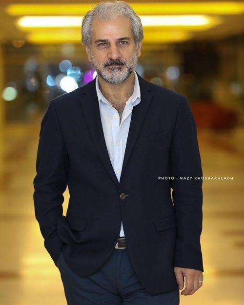 عکس جدید ناصر هاشمی