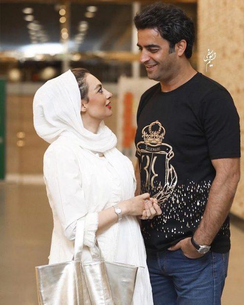 عکس جدید منوچهر هادی و همسرش یکتا ناصر