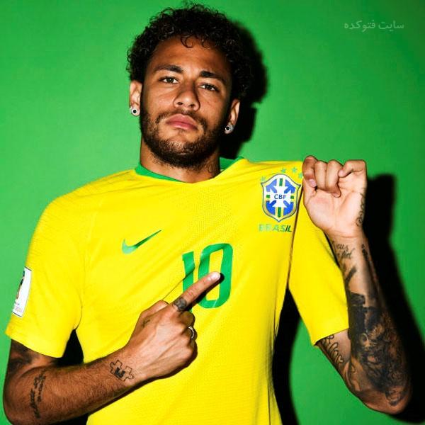 بیوگرافی نیمار بازیکن فوتبال برزیلی + زندگی شخصی