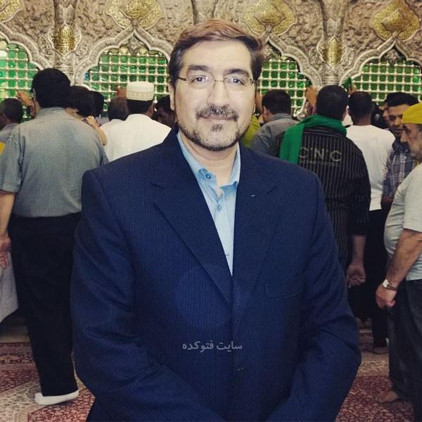عکس و بیوگرافی محمد رحمان نظام اسلامی مجری