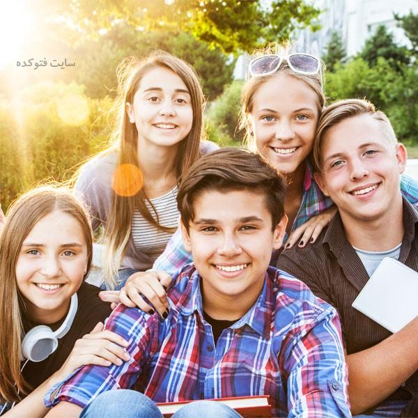 نیازهای احساسی یک نوجوان