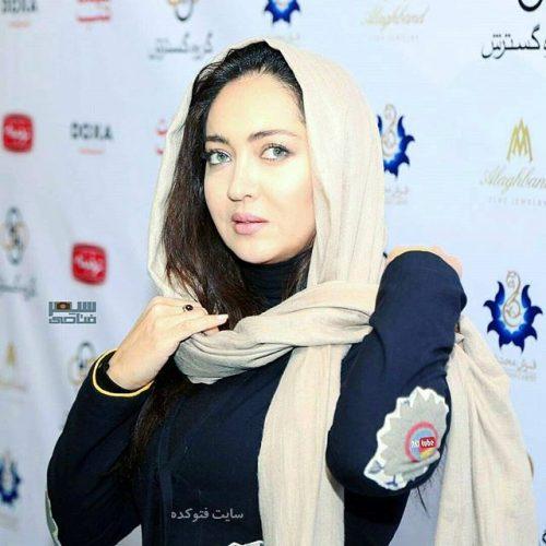 عکس و بیوگرافی نیکی کریمی بازیگر + زندگی خصوصی و همسرش