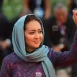عکس های نیکی کریمی در جشنواره ونیز