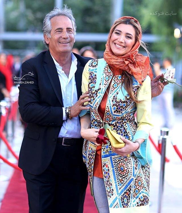 عکس و بیوگرافی نیکی مظفری و پدرش مجید مظفری