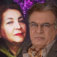 بیوگرافی رضا نیکخواه و همسرش + عکس خانوادگی خصوصی