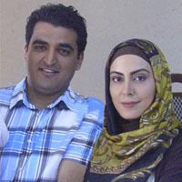 نیلوفر شهیدی و همسر + ماجرای بازیگر شدن
