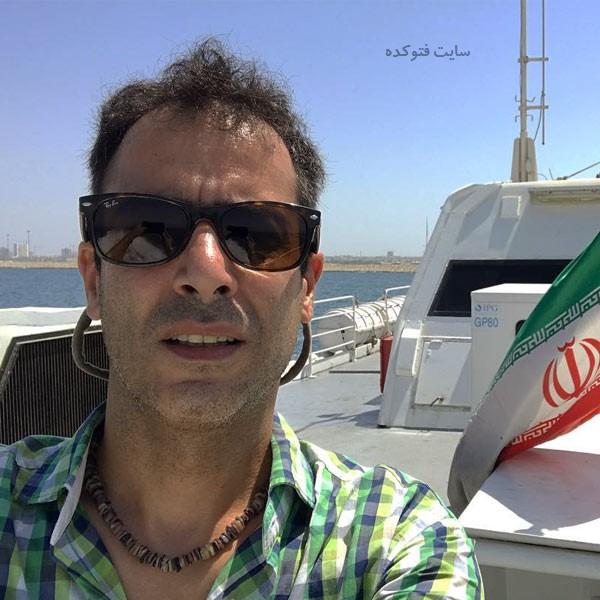 عکس و بیوگرافی نیما فلاح بازیگر ایرانی