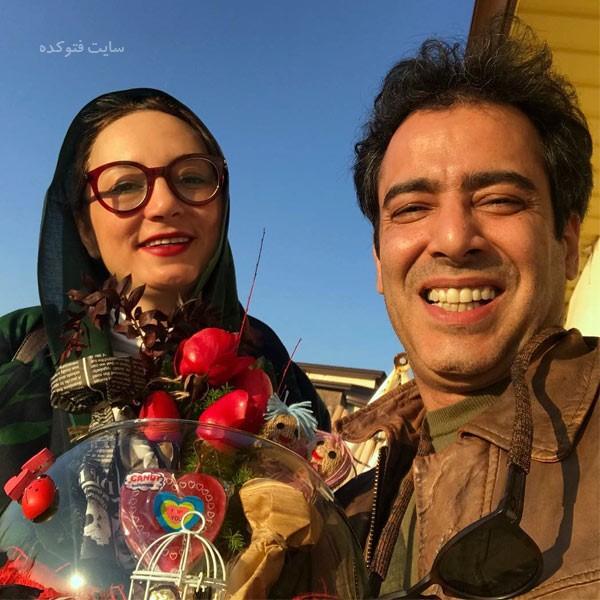 عکس های نیما فلاح و همسرش سحر ولدبیگی + جزئیات زندگی خصوصی