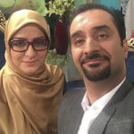 نیما کرمی و همسرش زینب زارع + بیوگرافی