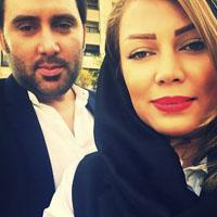 بیوگرافی نیما مسیحا و همسرش مریم با عکس دونفره