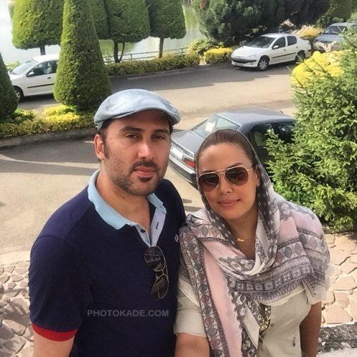 نیما مسیحا و همسرش مریم + بیوگرافی