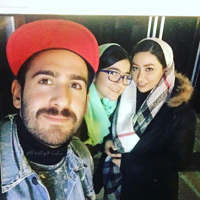 عکس نیما شعبان نژاد و همسرش + بیوگرافی