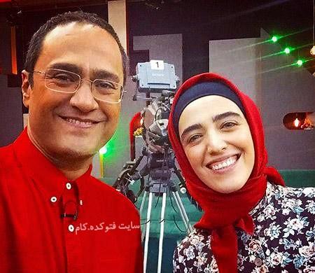 عکس منتسب به همسر نیما شعبان نژاد در کنار رامبد جوان