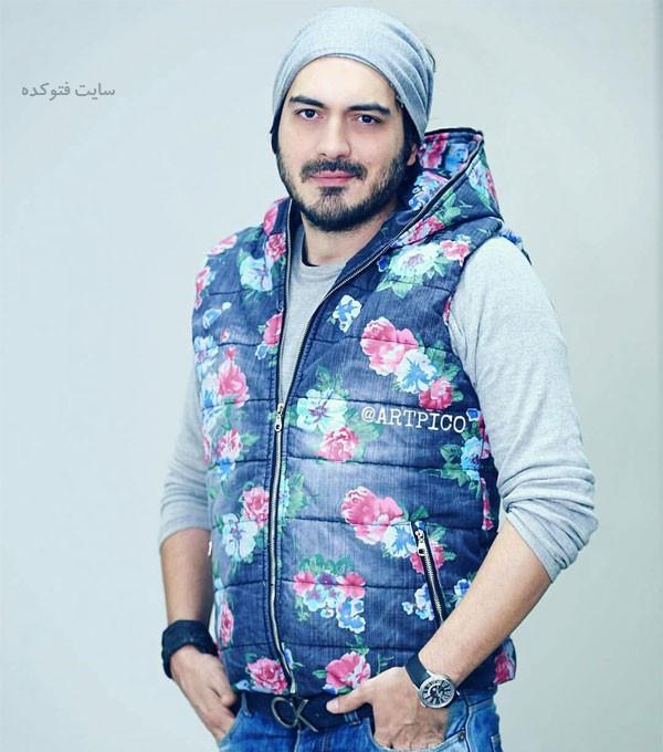 عکس بیوگرافی نیما شاهرخ شاهی Nima Shahrokh Shahi بازیگر مرد ایرانی