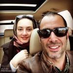بیوگرافی و عکس سحر ولدبیگی و همسرش نیما فلاح