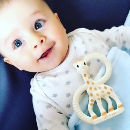 عکس بچه ناز و تپل