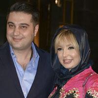 عکس نیوشا ضیغمی و همسرش + بیوگرافی و شغل دوم