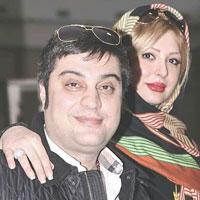 نیوشا ضیغمی و همسرش آرش + زندگی شخصی