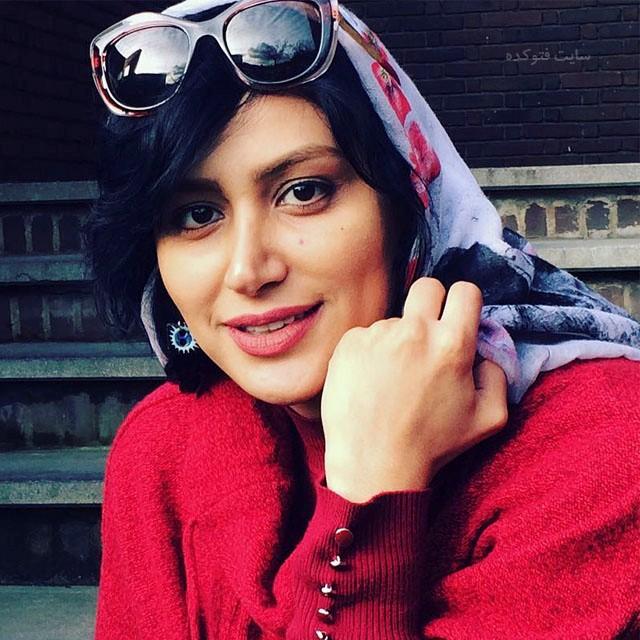 عکس و بیوگرافی نیوشا مدبر بازیگر زن