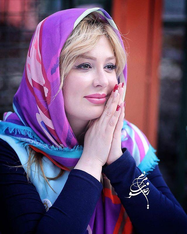 بیوگرافی نیوشا ضیغمی بازیگر زن + عکس های جدید