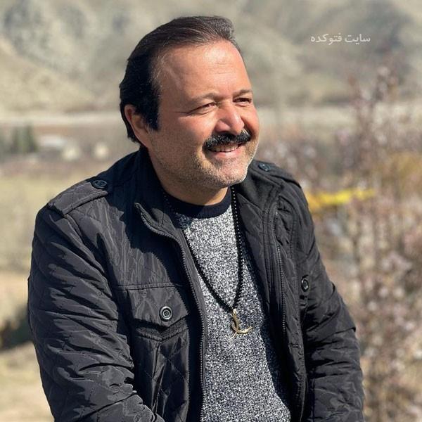 عکس سید علی صالحی (فریبرز) در بیوگرافی بازیگران سریال نون خ ۳