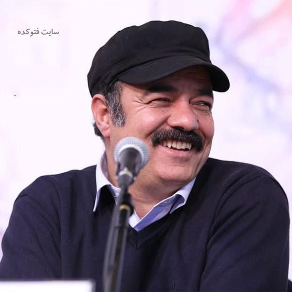 عکس سعید آقاخانی (نورالدین خانزاده) در بازیگران سریال نون خ ۳