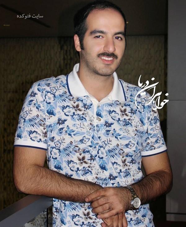 عکس پاشا جمالی (نقش مهیار) در بیوگرافی بازیگران سریال نون خ 3