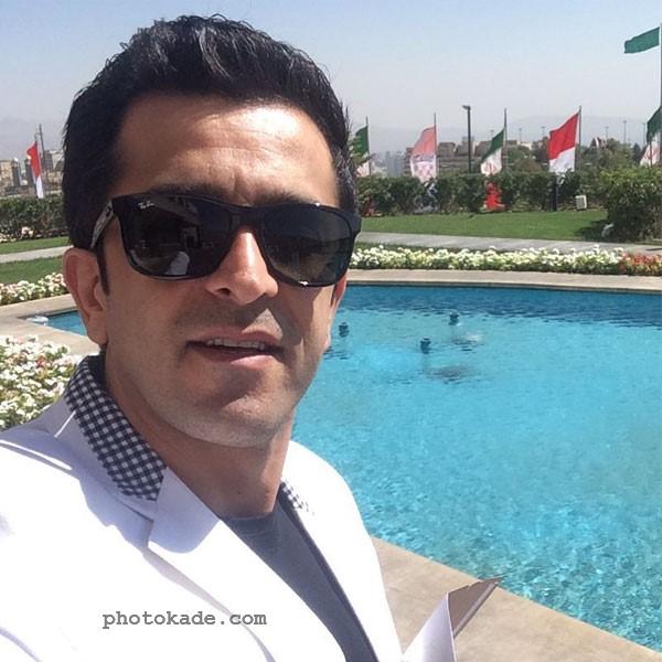 عکس مجید یاسر در فصل دوم سریال نون خ 2
