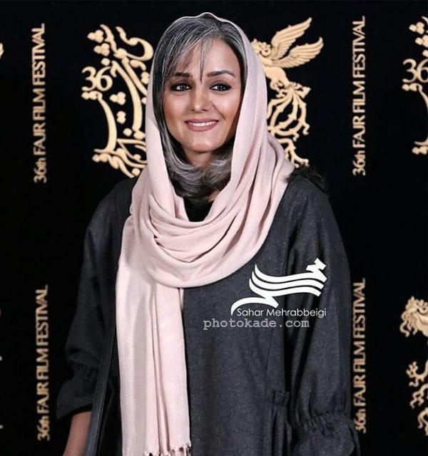 عکس نسرین مرادی در اسامی بازیگران سریال نون خ فصل دوم