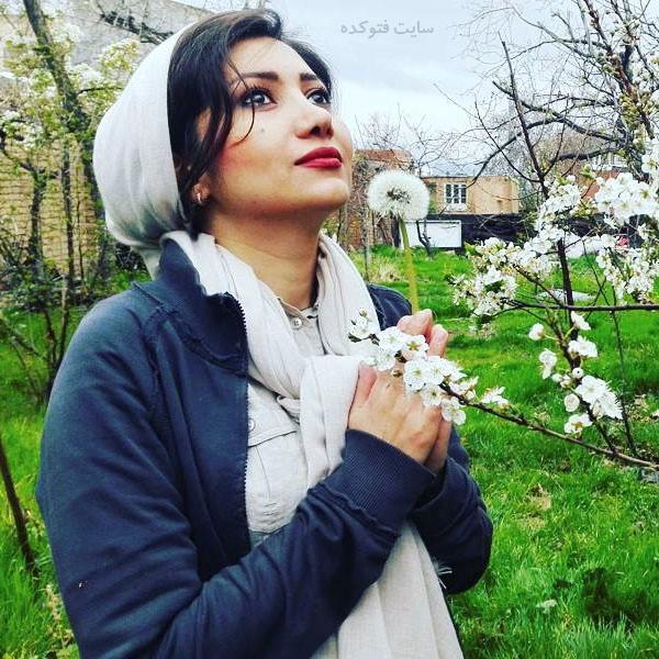 بیوگرافی نوش آفرین طوسی بازیگر زن + زندگی شخصی