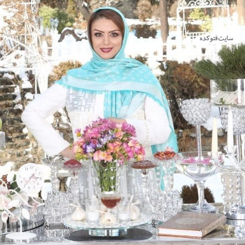 عکس شبنم فرشادجو در عید نوروز 96