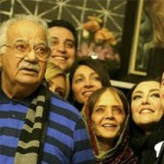 عکس های جشن تولد ناصر ملک مطیعی