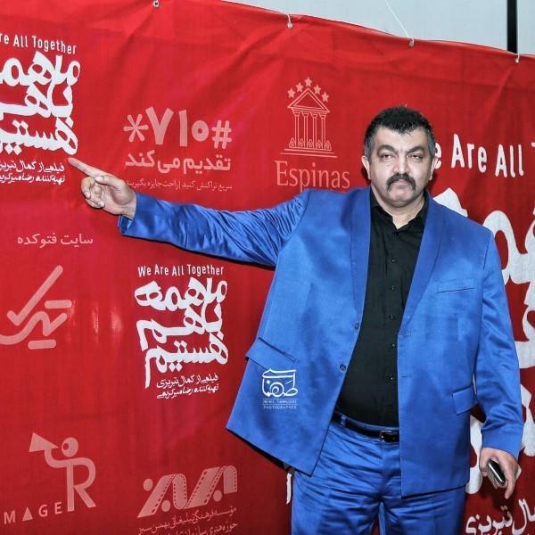 عکس و بیوگرافی احمد ایراندوست