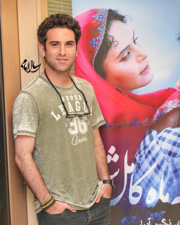 ههوتن شکیبا در عکس های هنرمندان خرداد 98