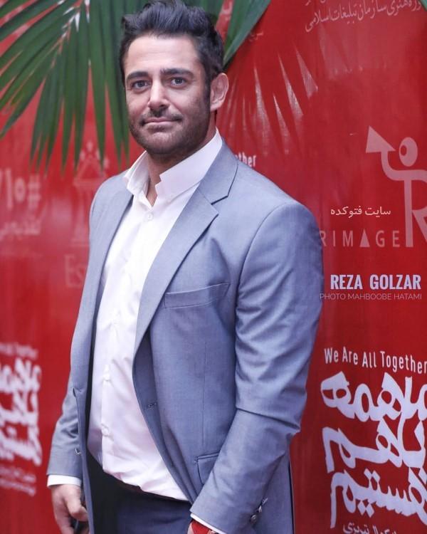 مدل لباس بازیگران زن خرداد 98 اقای رضا گلزار