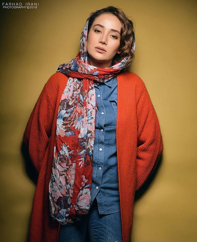 عکس بهاره افشاری بهمن 96